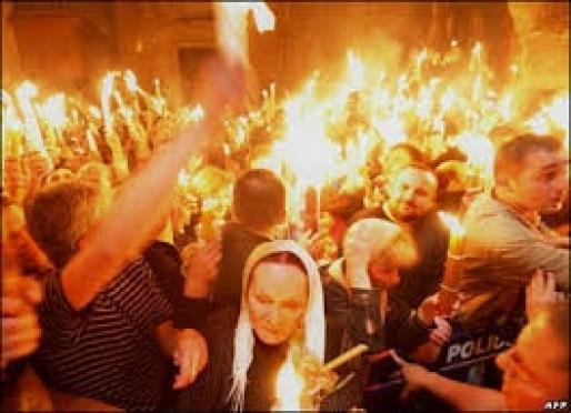 Жители Марий Эл встретят Благодатный огонь