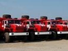 Автопарк пожарной техники Марий Эл пополнился тремя автомобилями