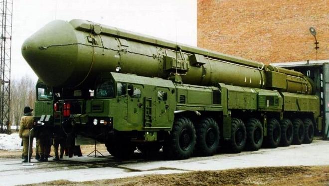 В Йошкар-Оле поднят по тревоге ракетный полк комплексов «Тополь»