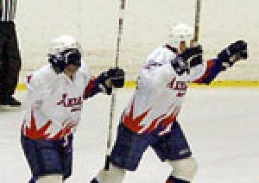 Первый раунд между «Ариадой-Акпарс» и «Крыльями Советов» остался за хозяевами льда