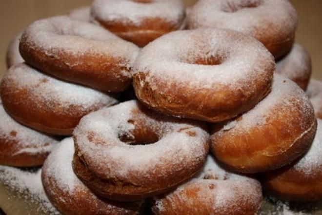 Санитарные врачи временно оставили сладкоежек Йошкар-Олы без пончиков
