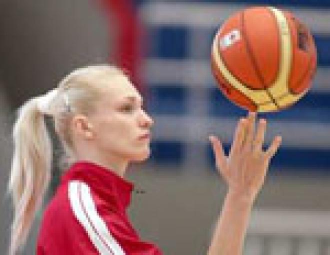 Йошкар-олинские баскетболистки (Марий Эл) принимают сильнейших противников