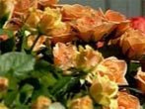 В Йошкар-Оле взлетели цены на цветы