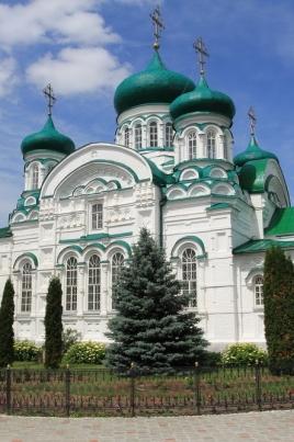 Концерт церковного хора Раифского монастыря постер