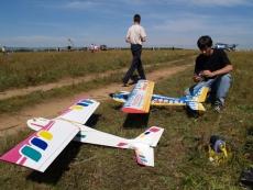 В небе Марий Эл в ближайшие выходные появятся самолёты