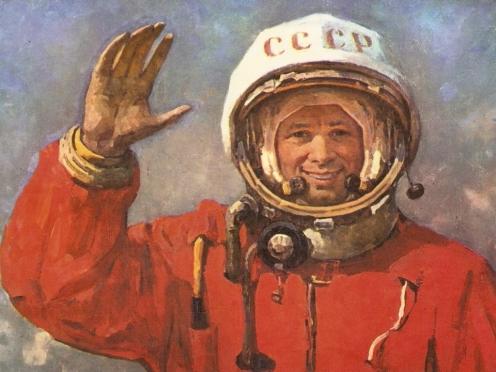 Юные жители Марий Эл творчески отметят 55-летие со дня полета в космос Юрия Гагарина