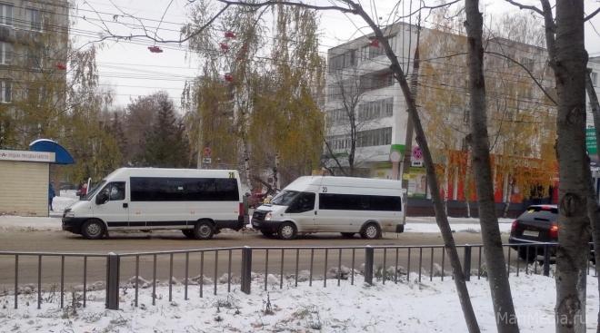 Мэрия Йошкар-Олы жёстко контролирует общественный транспорт столицы