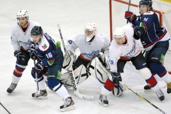 «Ариада» одержала очередную победу перед стартом чемпионата ВХЛ