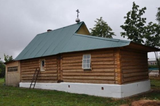 В Марий Эл освящен еще один православный сельский храм