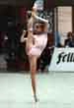Йошкар-олинские гимнастки не оставили шансов москвичам и чебоксарцам