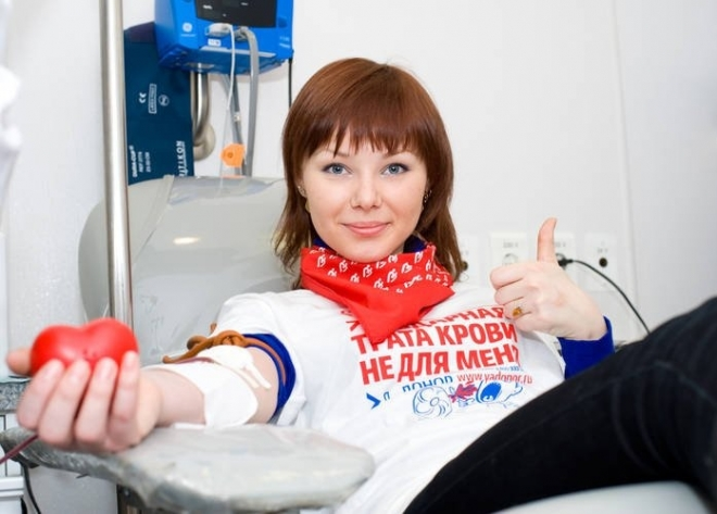 Заводчане готовы обеспечить станцию переливания крови необходимым запасом крови на январские каникулы