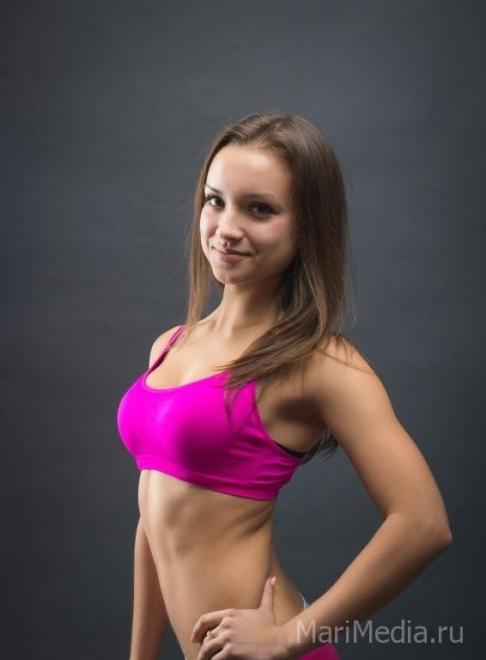 В номинации «Мисс Интернет» конкурса «Мисс фитнес-бикини 2014» победила Юлия Савиных