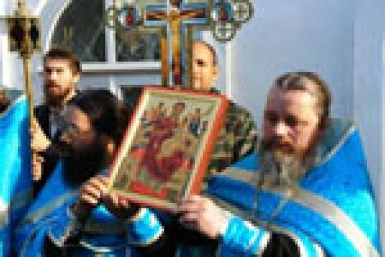 В Успенской церкви Йошкар-Олы появилась икона-исцелительница