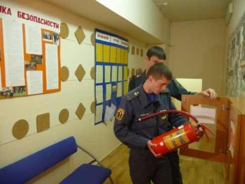 Моркинская районная больница попала в «черный список» пожарных