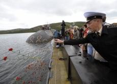 На Тихоокеанском флоте память погибшего экипажа «Курска» почтили минутой молчания