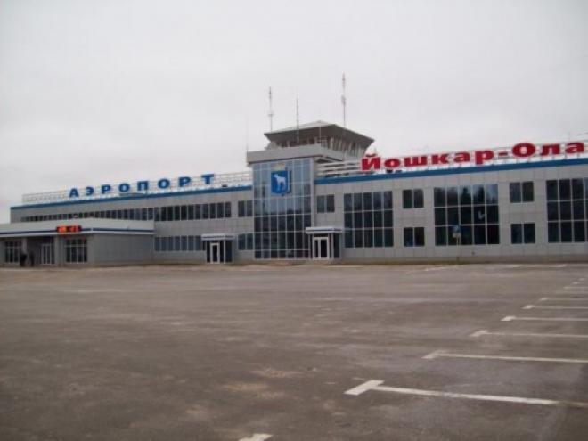 Пассажиры не могут вылететь из Йошкар-Олы в Москву
