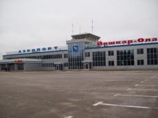 Вылет авиарейса  Йошкар-Ола-Москва задержали