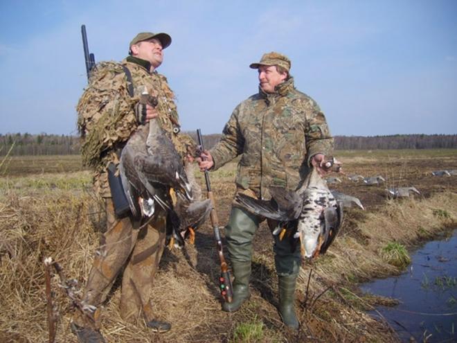 В Марий Эл началась выдача разрешений на право охоты