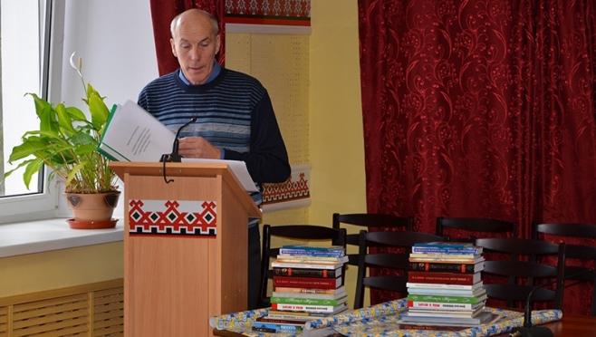 «Главный мариец» Карелии представил в Йошкар-Оле свою книгу