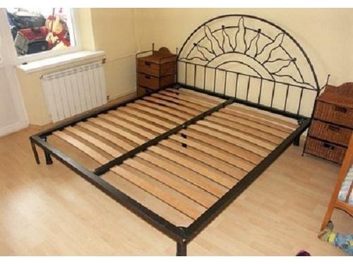 Делаем сварные кровати. Цена от 15000 рублей