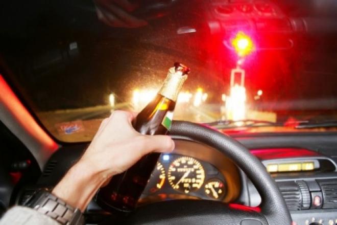Сотрудники ГИБДД готовят облавы на пьяных водителей