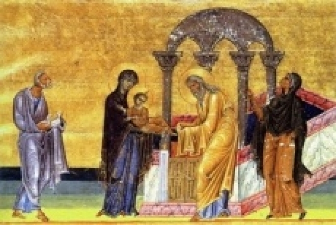 В храмах Марий Эл освящают свечи