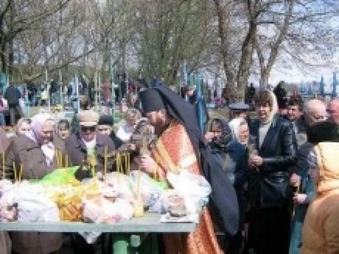 Жители Марий Эл готовятся к Радонице