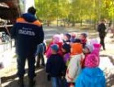 В реабилитационном центре «Журавушка» пожарные Марий Эл проведут учения