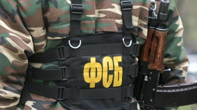 ФСБ предотвратили теракты в Крыму