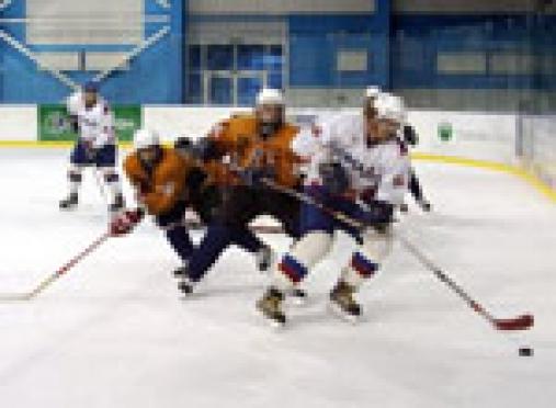Стартовало первенство России по хоккею среди команд первой лиги