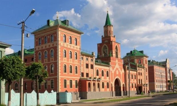 Образовательный центр открылся в епархии для подготовки преподавательских кадров