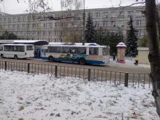 В Йошкар-Оле хотят закупить энергосберегающие троллейбусы