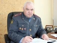 Замминистра МВД России представил в Марий Эл нового главу регионального ведомства
