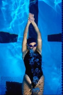 Кубок Республики Марий Эл по плаванию постер
