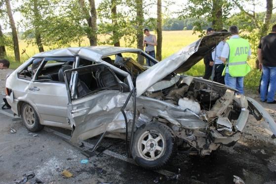 Стали известны причины воскресного ДТП в пригороде Йошкар-Олы