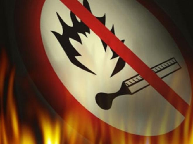 В Йошкар-Оле пьяный курильщик спалил свою квартиру