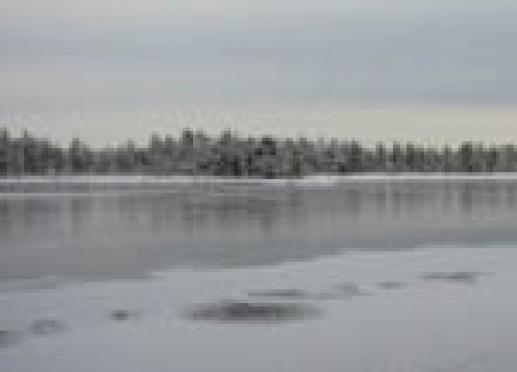 Из-за аномально тёплой зимы жители Йошкар-Олы могут остаться без воды