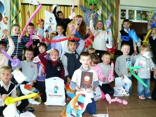 «Ростелеком» и «Аргументы недели» подарили воспитанникам Люльпанского детского дома книги Жюля Верна