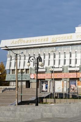 Театральный фестиваль «Навеки с Россией»
