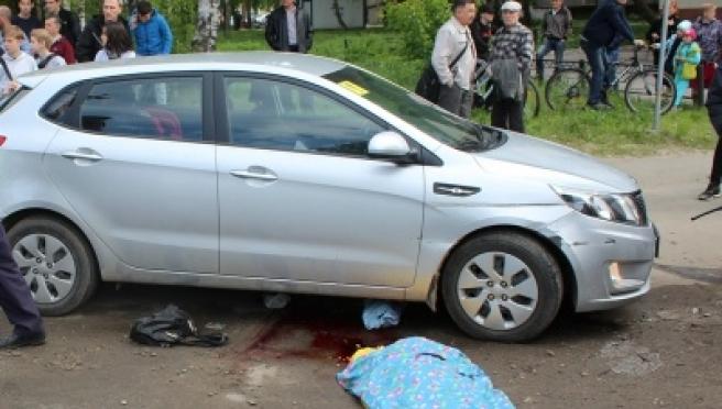 Неопытная женщина за рулём иномарки насмерть сбила семилетнего ребёнка