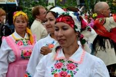 В Йошкар-Оле сегодня отмечают национальный «Праздник цветов»