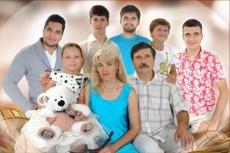 Черниковы из Йошкар-Олы попытаются стать самой «успешной семьей» в ПФО