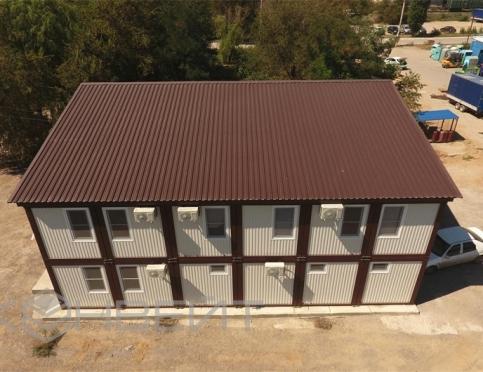Строительство гостиниц под ключ по технологии КОНВЕЙТ
