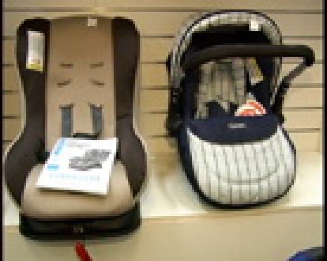 Провоз малыша в специально отведенном месте. Как йошкар-олинцу подобрать детское сидение?