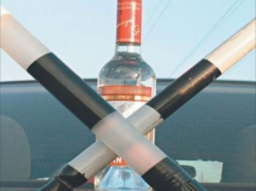 В Йошкар-Оле количество «пьяных» ДТП увеличилось вдвое