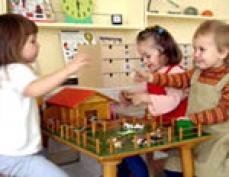 В Марий Эл охват детей  дошкольным образованием вырос на 1.6%