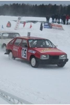 Открытый Чемпионат и Первенство ДОСААФ России по автомобильному спорту постер