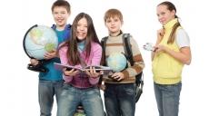 Школьники в новом учебном году осваивают новые образовательные стандарты