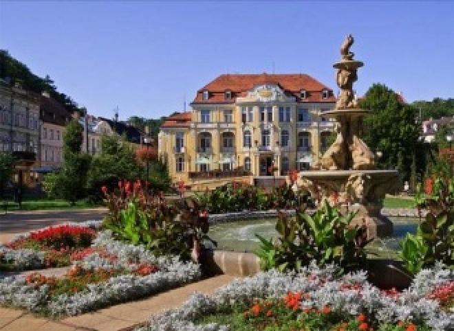 Отдых и лечение в Теплице, Чехия!