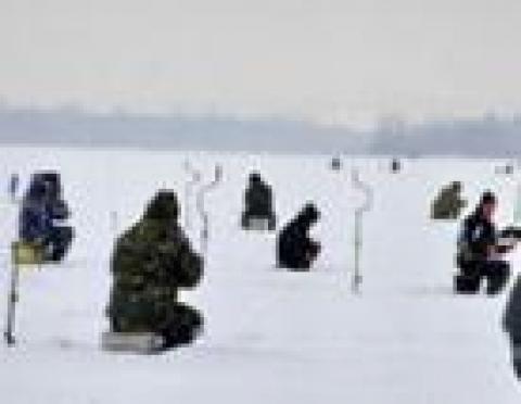 В Марий Эл 60 человек могли провалиться под лед